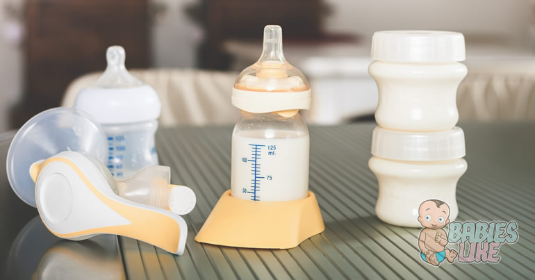 Breast Milk Storage and Handling