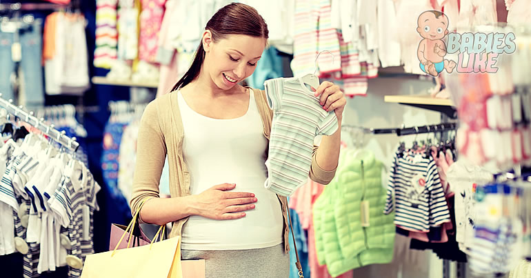 Pregnant Shopping